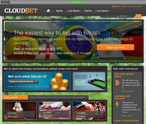 About Cloudbet